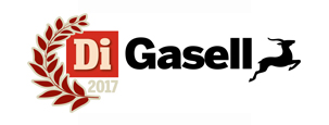 Di Gasell Gasellvinnare 2017