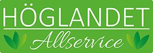 Höglandet Allservice Logotyp
